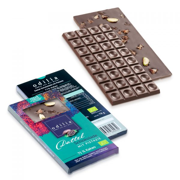 odilia Dattelschokolade 10 Stück
