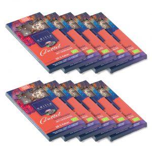 Dattel-Haselnuss-Schokolade-Angebot