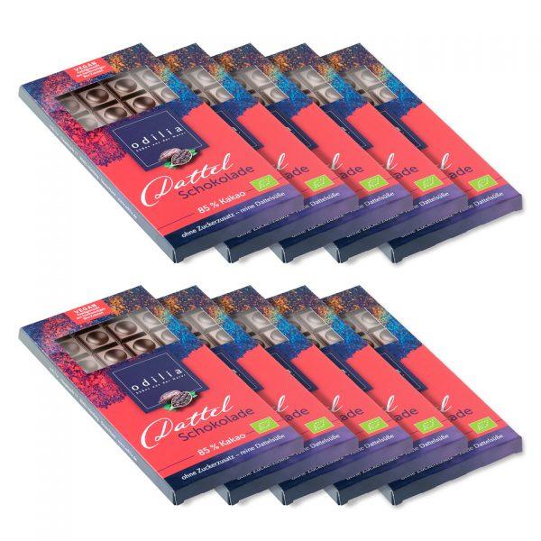 Dattel-Schokolade-Angebot