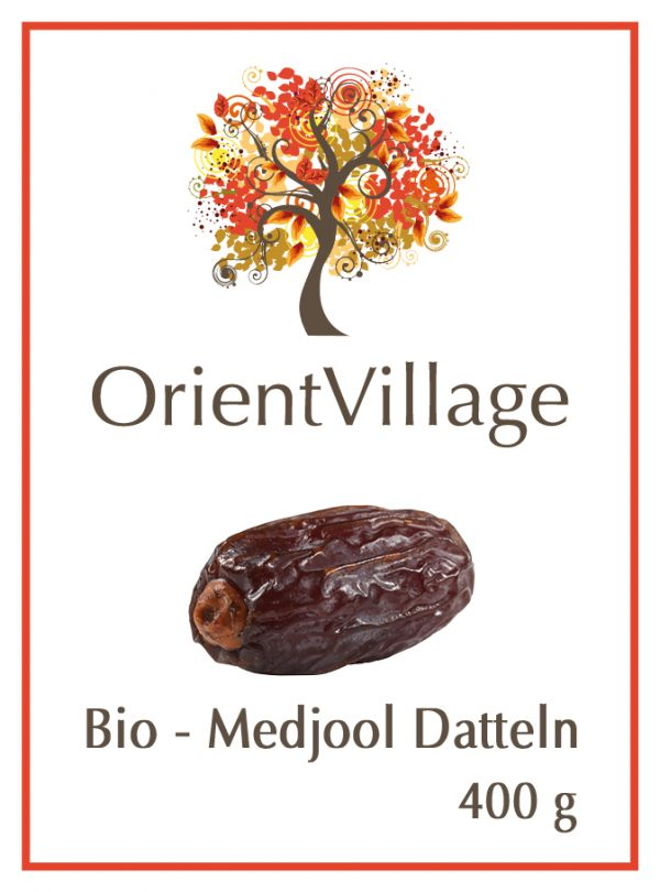 odilia Bio Medjool Datteln