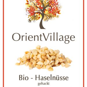 odilia Bio Haselnüsse 200g